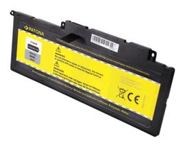 Patona Accu Batterij Dell Inspiron 15 7537 - 3900mAh 14.8V