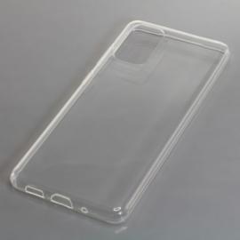 "TPU telefoonhoesje Samsung Galaxy S20 Plus (SM-G986... 6.7"") - Transparant"