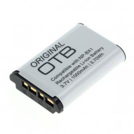 Originele OTB Accu Batterij Sony NP-BX1 - 1000mAh