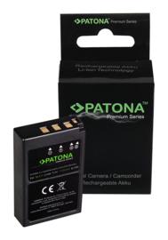 Patona Premium Accu Batterij Olympus BLS-5 - 1100mAh PS-BLS-5