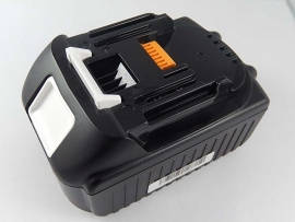 Intensilo Accu Batterij Makita BL1815 BL1825 BL1830 18V 2500mAh