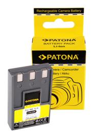 Patona Accu Batterij Canon NB-1L NB-1LH - 830mAh