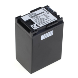 Originele OTB Accu Batterij Canon BP-820 BP-828 e.a. - 2670mAh