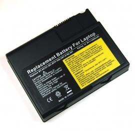 Accu Batterij voor Acer TravelMate 270 serie - 4400mAh 14,8V OP=OP