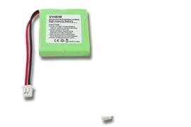 Originele VHBW Accu Batterij Sagem DCP 12-300 - 2,4V 600mAh