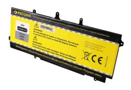 Patona Accu Batterij HP EliteBook 1040 Serie e.a. - 3750mAh 11,1V