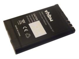 VHBW 3.7V 1200mAh Accu Batterij Nokia BL-5CT