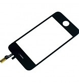 Touch Screen voor Apple IPhone 3GS - Zwart