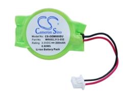 Vervangende Bios Cmos Batterij 077-A00 - 3,0V 200mAh