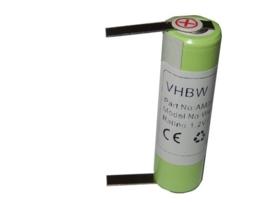 Accu Batterij Tondeuse Wella Xpert HS40 - 2000mAh