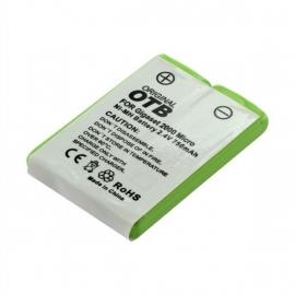 Accu Batterij Siemens Gigaset 2000 L e.a. - 750mAh