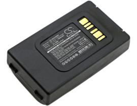 CS Accu Batterij voor Datalogic Skorpio X3 - 6800mAh 3.7V