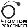 Audio Connect Kabel Ipod naar TomTom 510  / 710 / 910 OP=OP