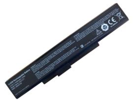 Accu Batterij Medion Akoya A32-C17 - 4400mAh 10.8V