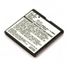 Originele OTB Accu Batterij Nokia BP-5Z BP5Z - 800mAh