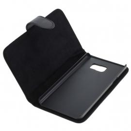 Bookstyle Case hoesje Samsung Galaxy Note 5 - Zwart OP=OP