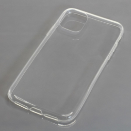TPU Case voor Apple iPhone 11 - volledig transparant 6.1 Inch