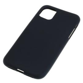 TPU Case voor Apple iPhone 11 - Zwart 6.1 Inch