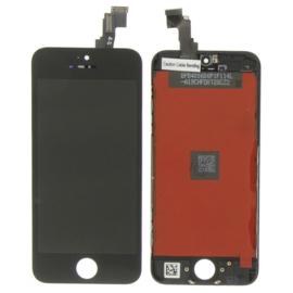 LCD + Touchscreen voor Apple IPhone 5C - Zwart