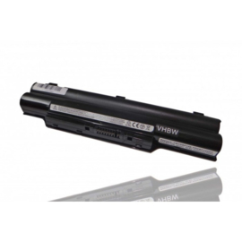 Accu voor Fujitsu-Siemens LifeBook A561/D e.a. - 4400mAh