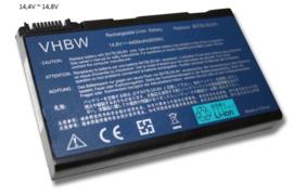 VHBW Accu Batterij Acer BATBL50L8H - 4400mAh 14,8V