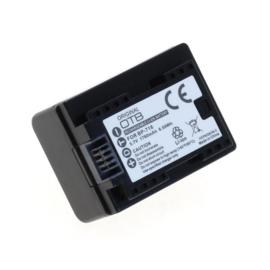 Original OTB Accu Batterij Canon BP-718 - 1780mAh 3.7V 6.59Wh