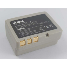 VHBW  Accu Batterij Casio CS-IT600XL - 3000mAh 3.7V