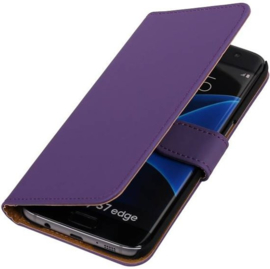 Telefoonhoesje Apple iPhone 6 / 6S - Paars
