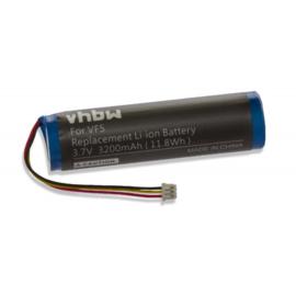 Navigatie Power Accu Batterij TomTom VF5 - 3000mAh