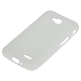 TPU Telefoonhoesje voor LG L65 LG D285 - Transparant