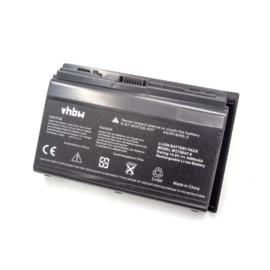 Accu Batterij Laptop 6-87-W370S-427, HSTNN-IB5T, W370BAT-8 - 14.8V