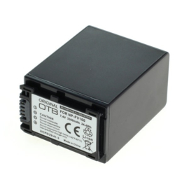 Original OTB Accu Batterij Sony NP-FV100 - 3300mAh