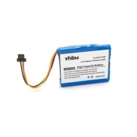 VHBW Accu Batterij TomTom Start 60 - 900mAh
