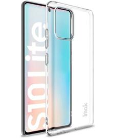 TPU Case voor de Samsung Galaxy S10 Lite SM-G770 - Transparant