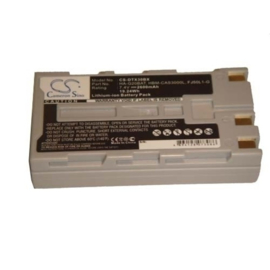 CS Accu Batterij Casio FJ50L1-G - 2600mAh 7.4V