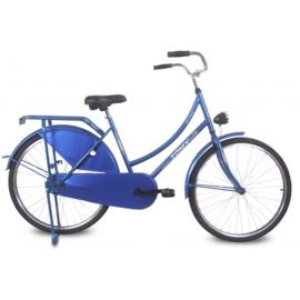 Zonix Solo Dutch 28 Inch Damesfiets - Blauw 50cm Frame
