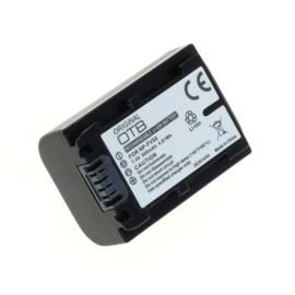 Original OTB Accu Batterij Sony NP-FV50 - 650mAh