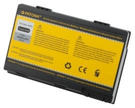 Accu Batterij Toshiba Satellite M30X M35X M40X - 14,8V