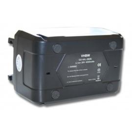 Accu Batterij voor Milwaukee M28 e.a. - Li-Ion 28V 4000mAh