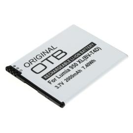Accu Batterij Nokia / Microsoft Lumia 950 XL e.a. BV-T4D - 2000mAh