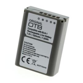 Originele OTB Accu Batterij Olympus BLN-1 - 1020mAh