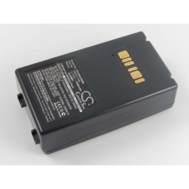 Accu Batterij Datalogic Falcon X3 - 4400mAh - BT-26 / 94ACC1386 e.a.