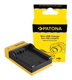 Compact Patona oplader voor de accu Sony NP-FZ100