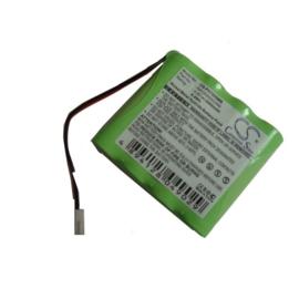 CS  Accu Batterij Philips NA120D05C099 - 2000mAh 4.8V