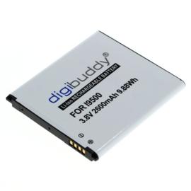 Accu Batterij Samsung Galaxy S4 (S IV) I9500 / I9505 - B600BE