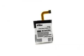 VHBW Accu Batterij Huawei SmartWatch Watch 1 - HB442528EBC 300mAh