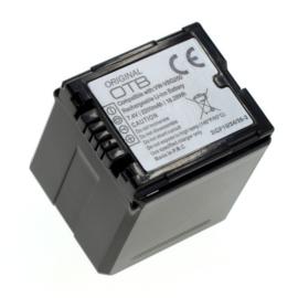 Original OTB Accu Batterij Panasonic VW-VBG260 - 2200mAh