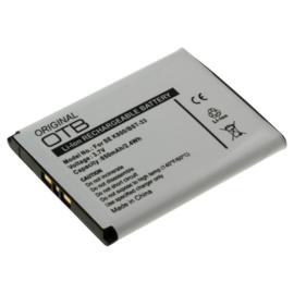 Originele OTB Accu Batterij Sony Ericsson BST-33 - 650mAh