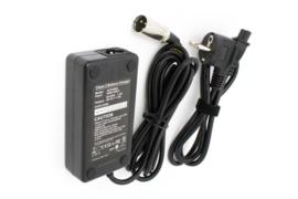 E-Bike Oplader 24V  2,35A 3 pins XLR Pedelec - HP1202L2