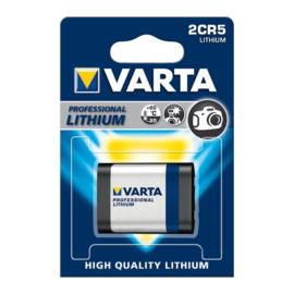 Varta 6V Batterij Professional Photo Lithium 2CR5 6203